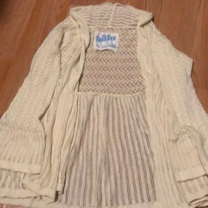 Billabong Lace cardigan